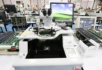 丽晶微生产设备