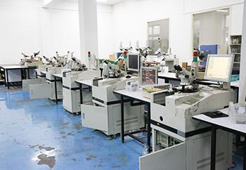丽晶微产品生产环境
