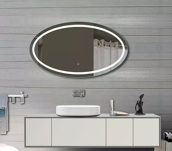 LED智能浴室镜方案