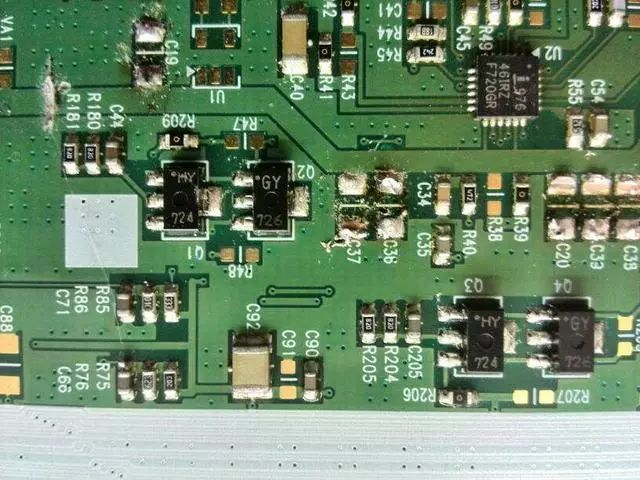 哪些元器件最容易引发电路故障?