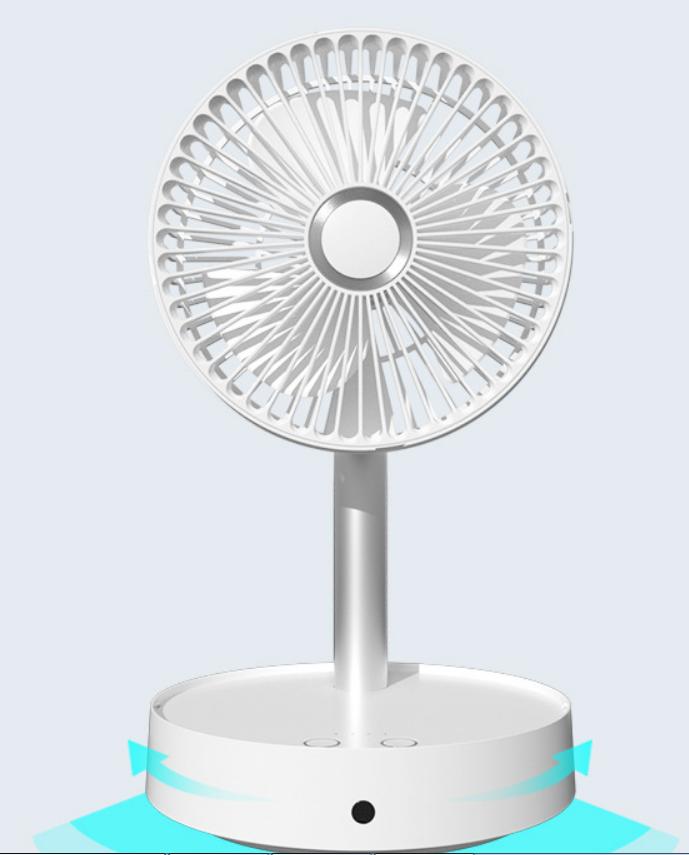 红外遥控摇头风扇PCBA方案开发