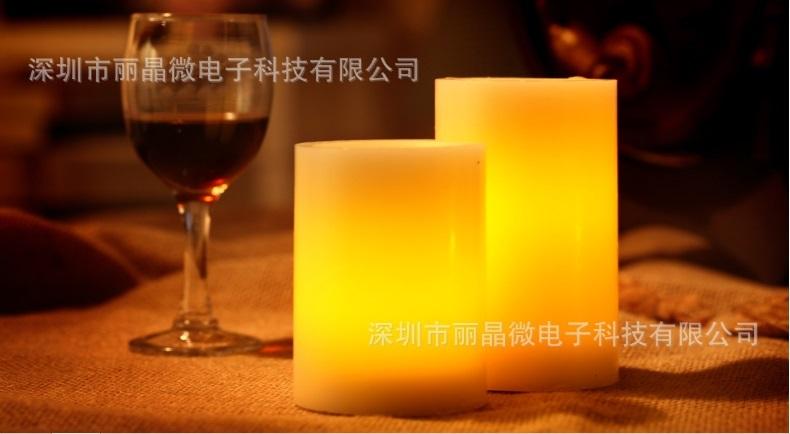 蜡烛定时芯片