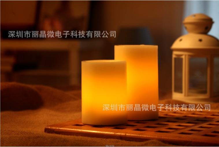 仿真蜡烛IC芯片
