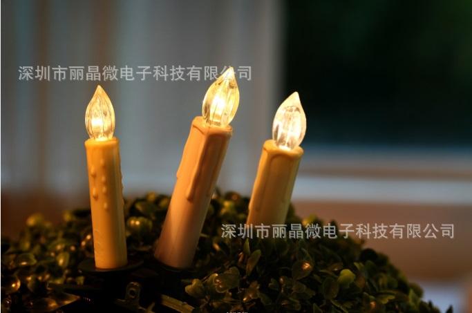 定时蜡烛IC芯片  定时闪灯IC芯片