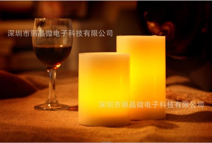 蜡烛灯IC芯片