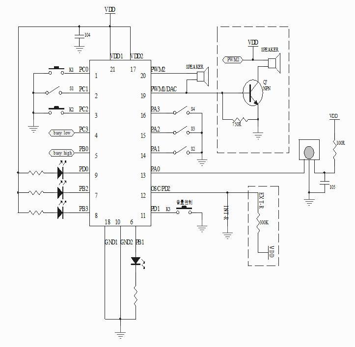 电路 电路图 电子 户型 户型图 平面图 原理图 723_707