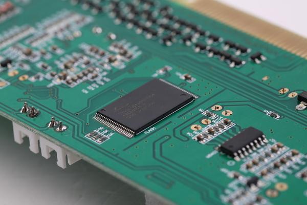 2按键触摸调光台灯控制电路板