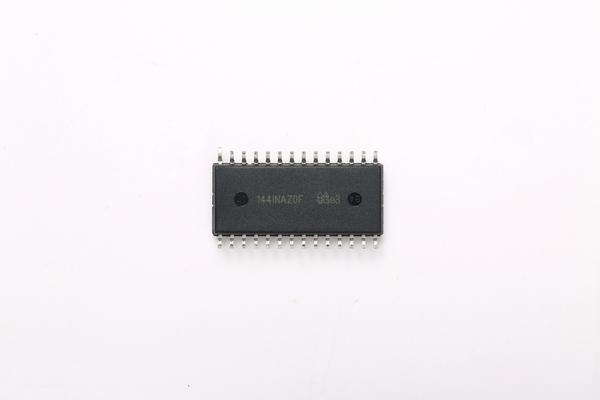电容式8按键触摸IC芯片