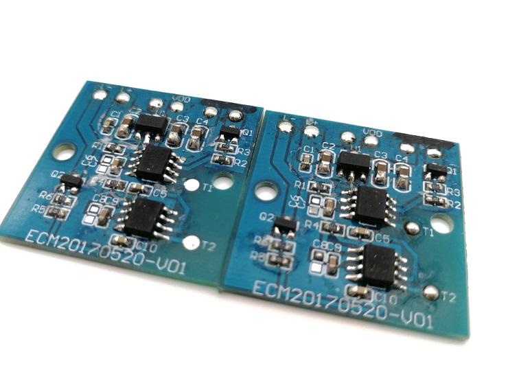 无极调光LED台灯控制板