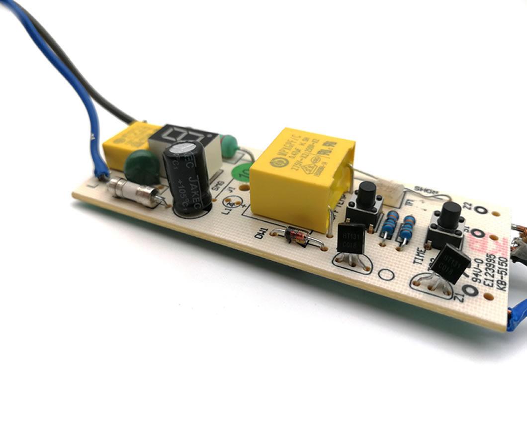 电热毯PCBA方案开发