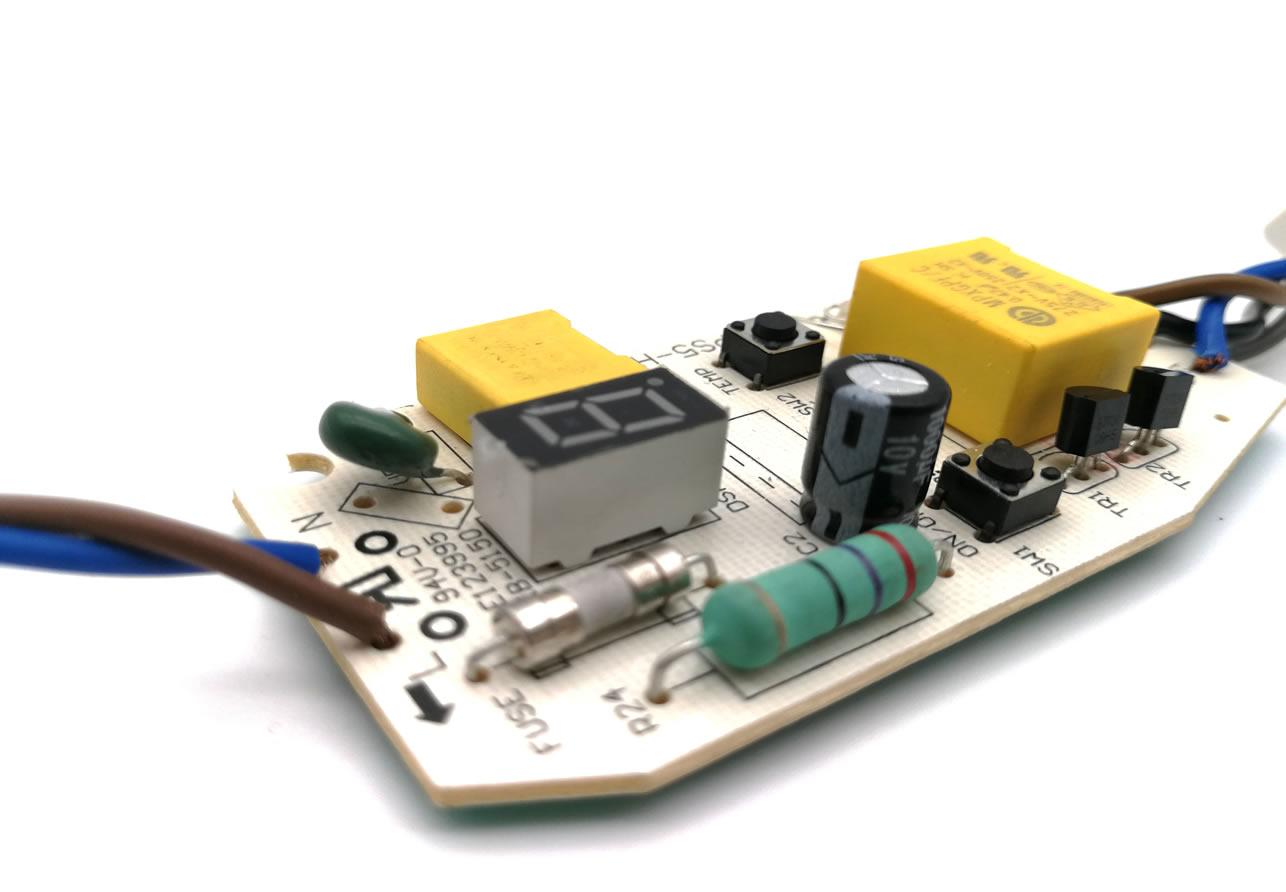 台式分区电热毯控制器