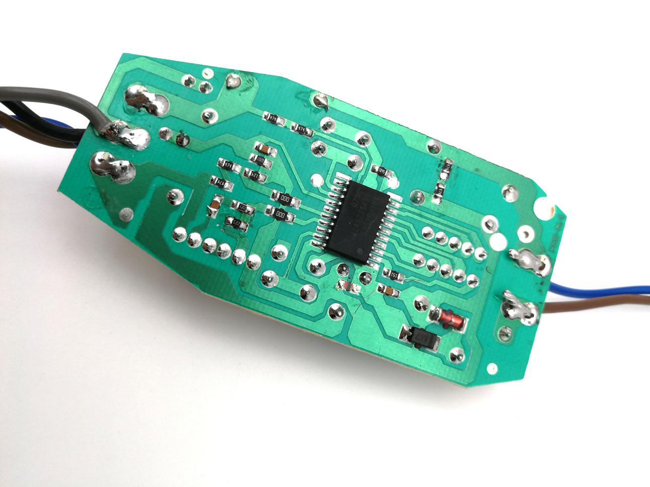 ECS-2X9-12电热毯方案
