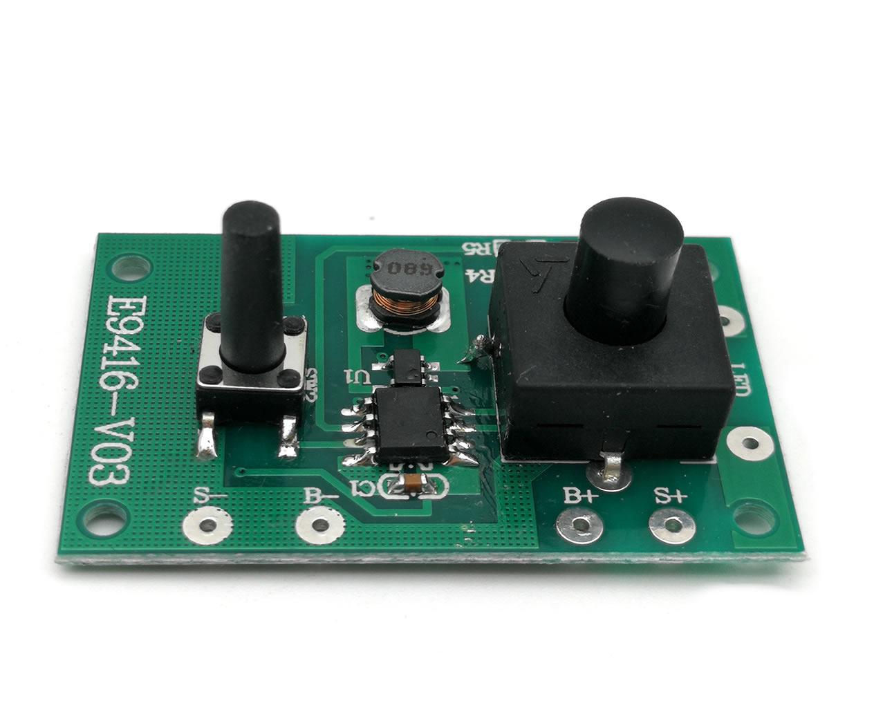 E9416-V03太阳能灯串PCBA