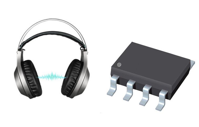 9B49-44C3耳机触发开关IC