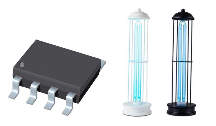 UV消毒灯芯片